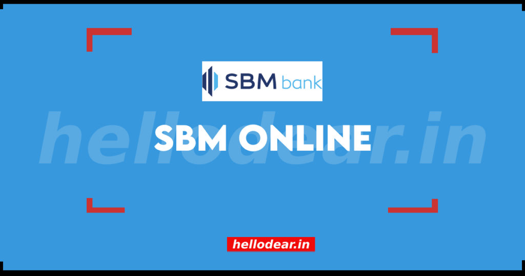 SBM Online Net Banking
